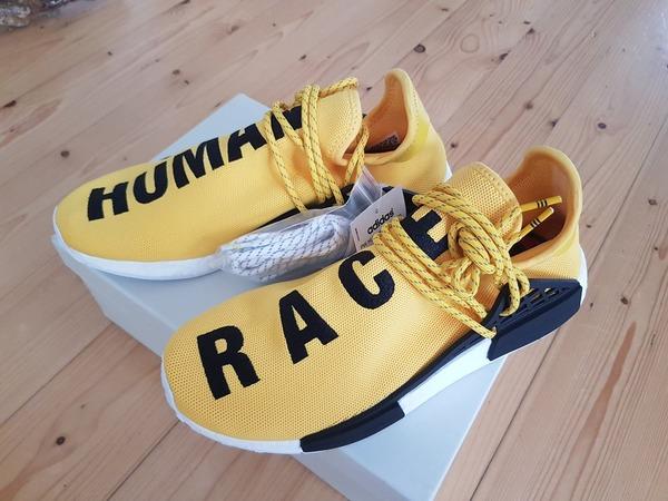 Adidas NMD Pharrell Williams 'Human Race' PW - photo 1/6