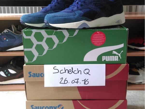 Puma Trinomic R98 x BWGH - photo 1/3