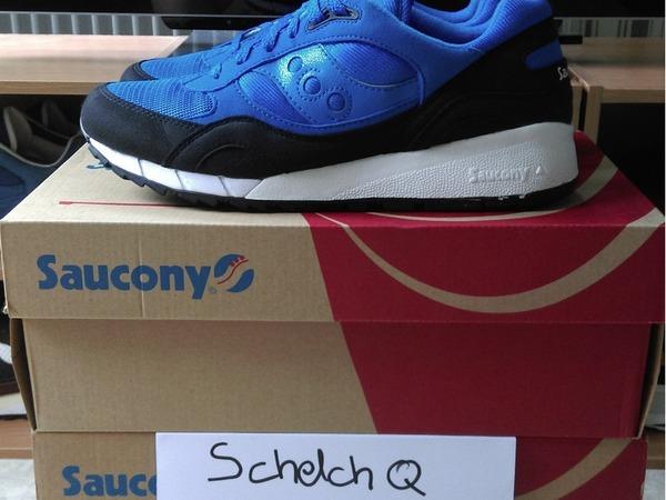 Saucony Shadow 6000 US10 9/10 - photo 1/4