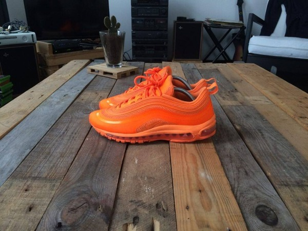 Nike Air Max 97 Hyperfuse Orange - photo 1/7