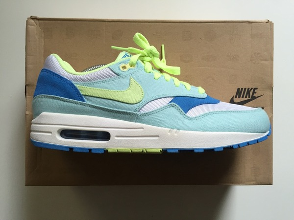 Nike Air Max 1 WMNS Blue - photo 1/1