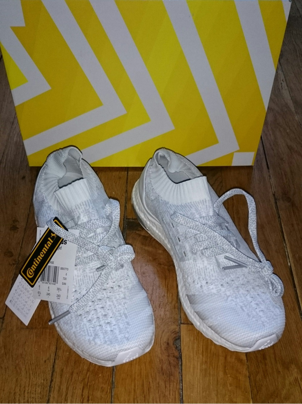 a47766fc4 ... coupon code for adidas ultra boost uncaged all white size 7 us 65 uk 40  eu