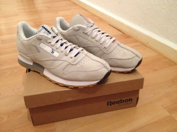 Reebok Classic Kendrick lamar - photo 1/5