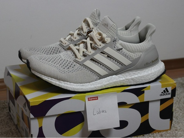 Adidas Ultra Boost LTD ' Cream / Chalk ' US 10 DS - photo 1/3
