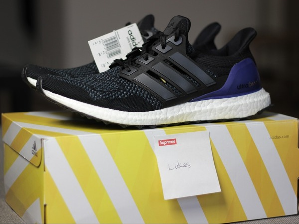 Adidas Ultra Boost M OG Purple Heel (multiple sizes) - photo 1/1