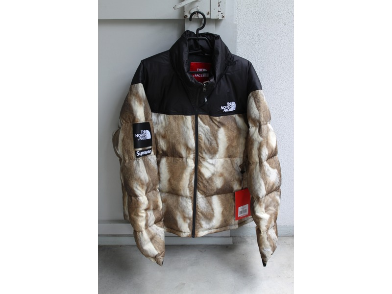 8bb4ad3264 ... The North Face x Supreme Fur Print Nuptse Jacket - photo 14 Supreme x  The North Face 2016 FallWinter Collection - HYPEBL ...