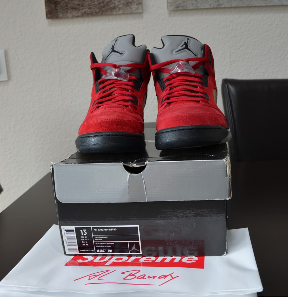 Raging Bull 5s Box | www.imgkid.com - The Image Kid Has It!