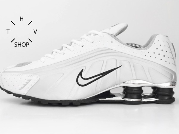 Nike shox R4 2006 sneakers shoes air max DS OG NOS kicks mens deadstock vintage - photo 1/8