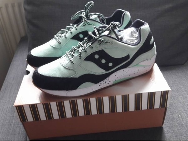Saucony G9 Shadow 6 US12 New with Box - photo 1/1