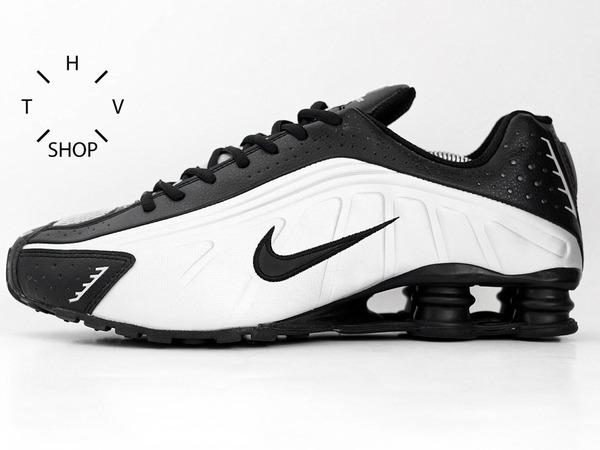 Nike shox R4 NZ Turbo vintage 2006 kicks sneakers mens - photo 1/8
