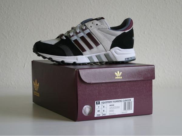 Adidas Equipment Running Cushion x Footpatrol US 7 - photo 1/3