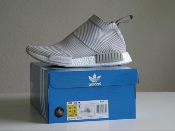 Adidas NMD CS 1 City Sock US 10 - photo 1/3
