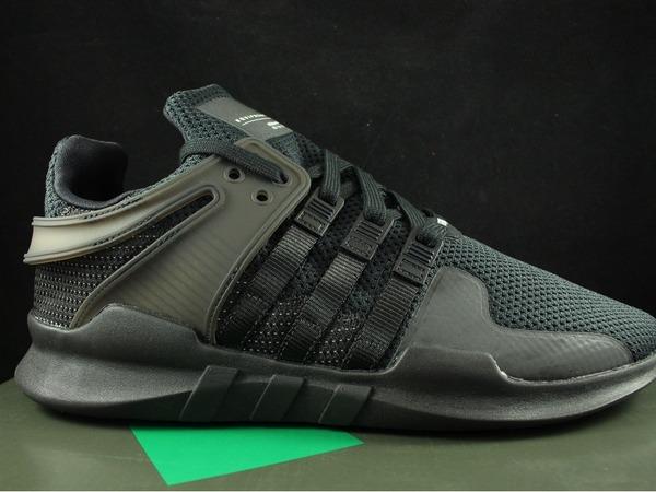 Adidas EQT SUPPORT ADV TRIPLE BLACK - photo 1/3
