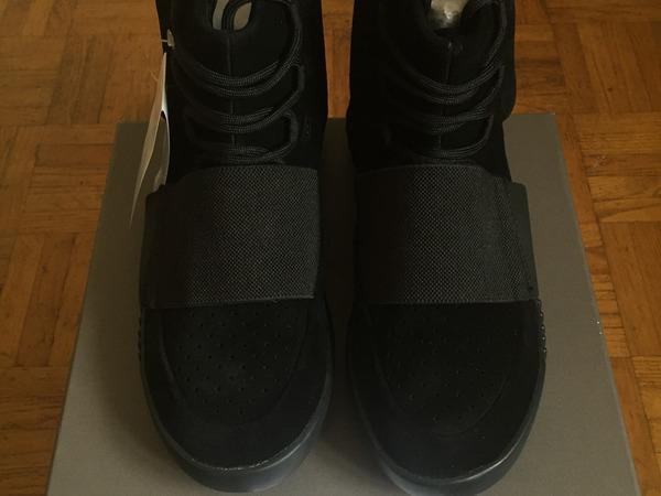 Adidas Yeezy Boost 750 Triple Black - photo 1/6