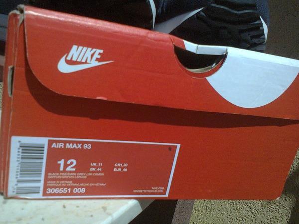 Nike Air Max 93 - photo 1/5