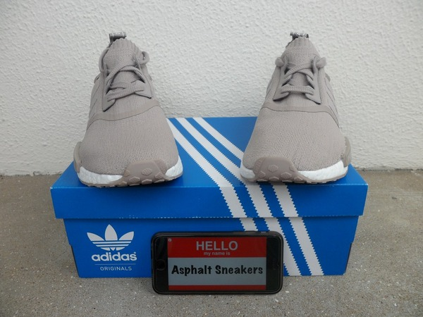 "Adidas NMD PK """"Tan"" DS (7,5US, 7UK, 40 2/3) for 250€ + ship + Paypal fees - photo 1/5"