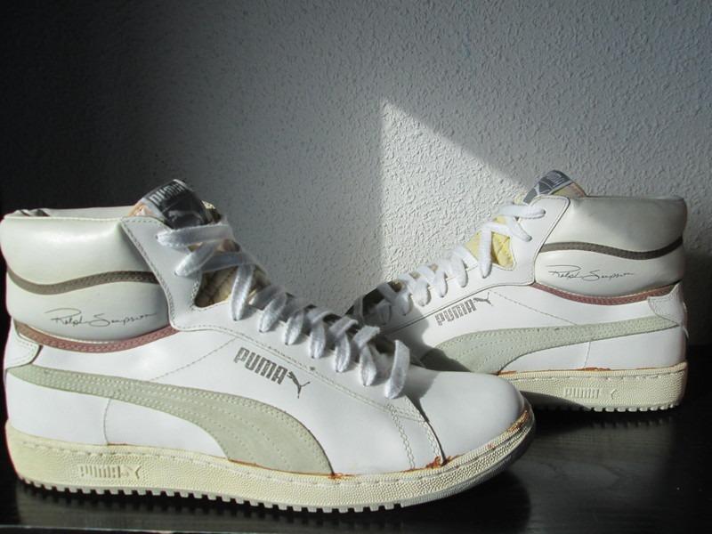 Ralph Shoes White