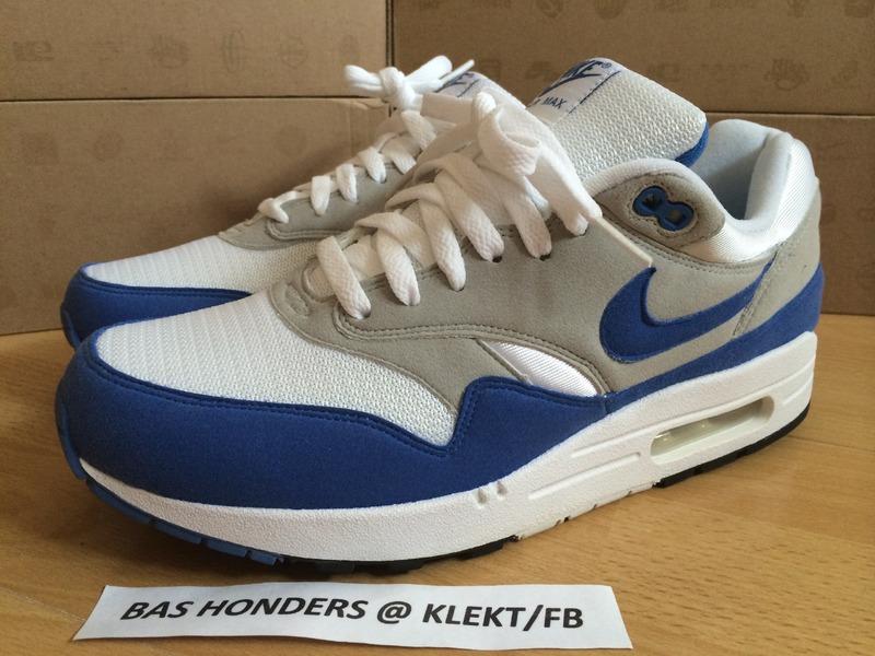 cde0c96568ba1 ... Nike Air Max 1 OG Blue QS 2009 DS EU 44