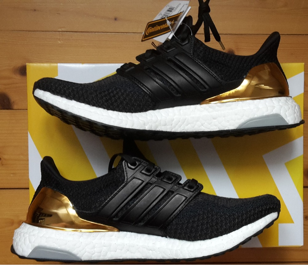 Ultra Boost Olympic Medals