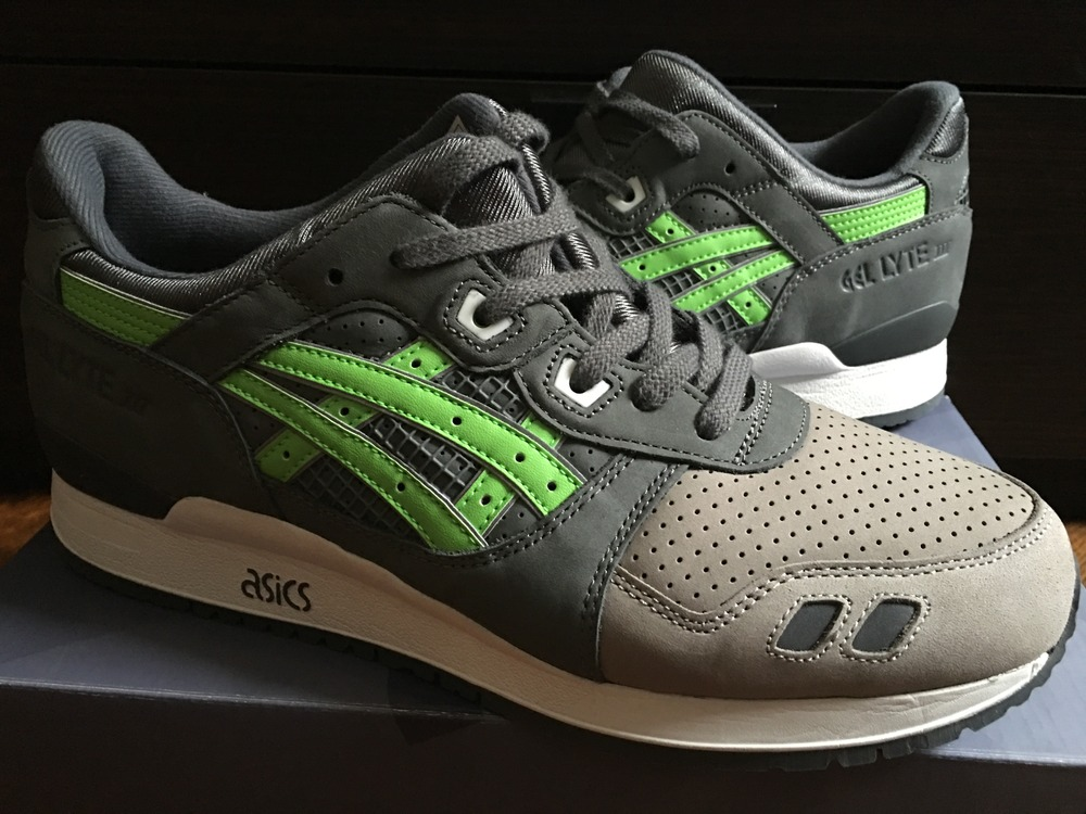 21f34fdc7bf4 Buy gel lyte iii super green   Up to OFF73% Discounted