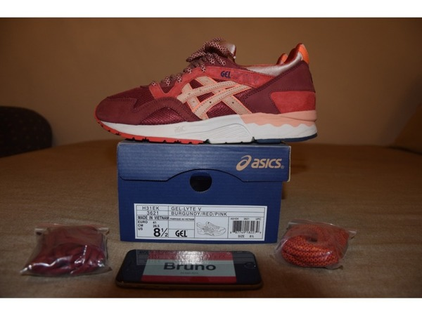 Ronnie Fieg x Asics Get Lyte V Volcanos - photo 1/7