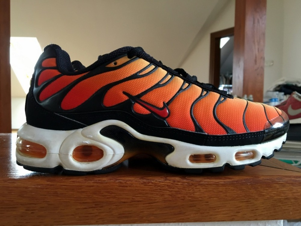 Vintage Nike Air Max Plus Tn 1998 Tiger Us8 593298 From