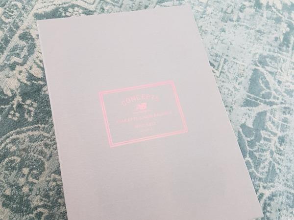 concepts x new balance 997 rosé price