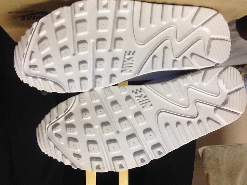 Air Max 90 HYPERFUSE INDEPENDENCE DAY QS SIZE 9US - photo 1/5