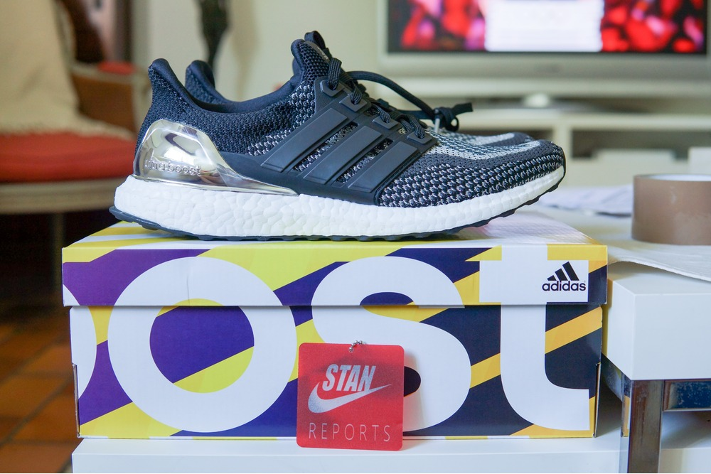 Adidas Ultra Boost Silver Olympic
