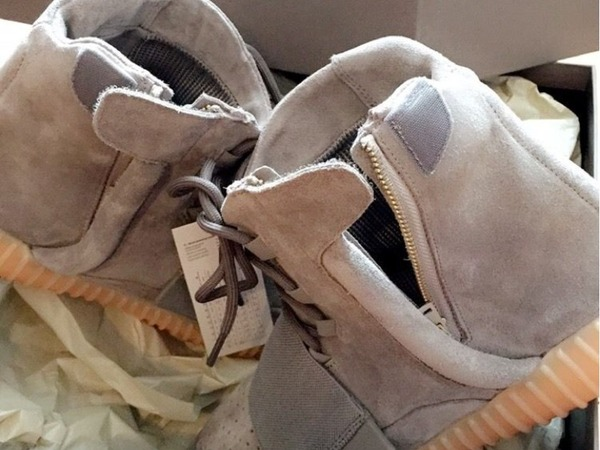 Adidas Yeezy Boost 750 Grey Gum US 7.5 - photo 1/7