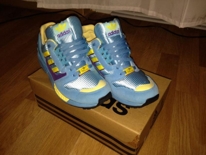 premium selection 7e1d9 46196 adidas torsion zx 8000 for sale