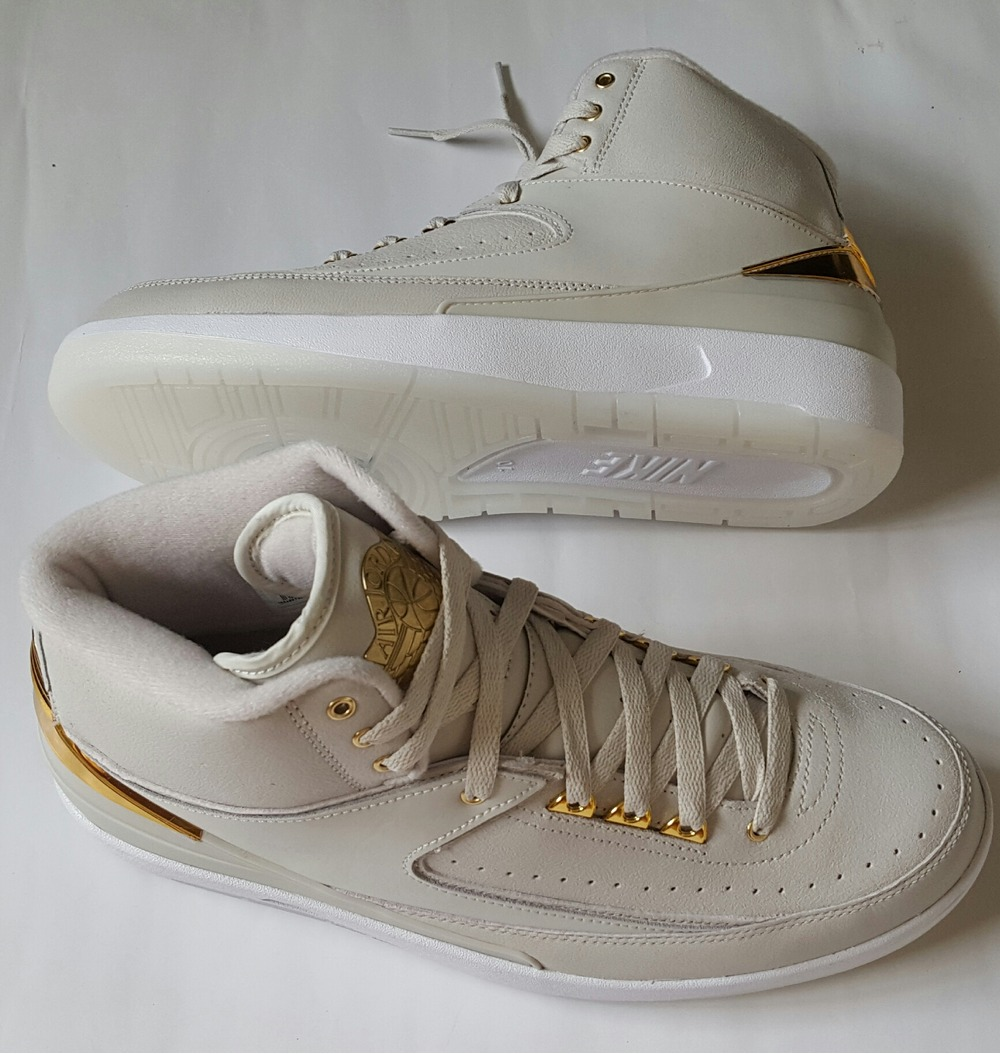 Air Jordan 2 Quai 54 us 8.5 /42 eu - photo 2/5