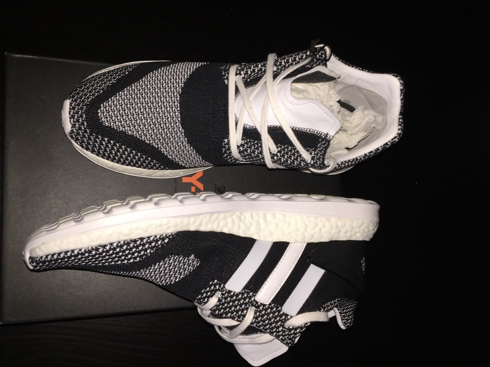 adidas y3 pure boost zg knit legit check