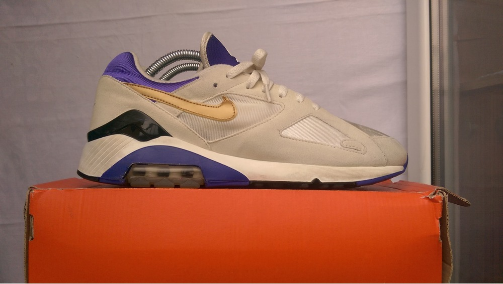 huge discount daa25 90e93 ... Nike Air Max 180 Bright Concord OG 13 9 ...
