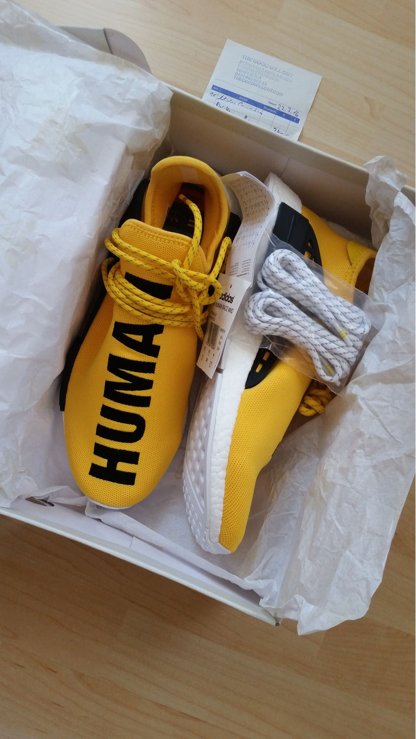 19827065b617f A Closer Look at the Pharrell Williams x adidas Originals Hu NMD