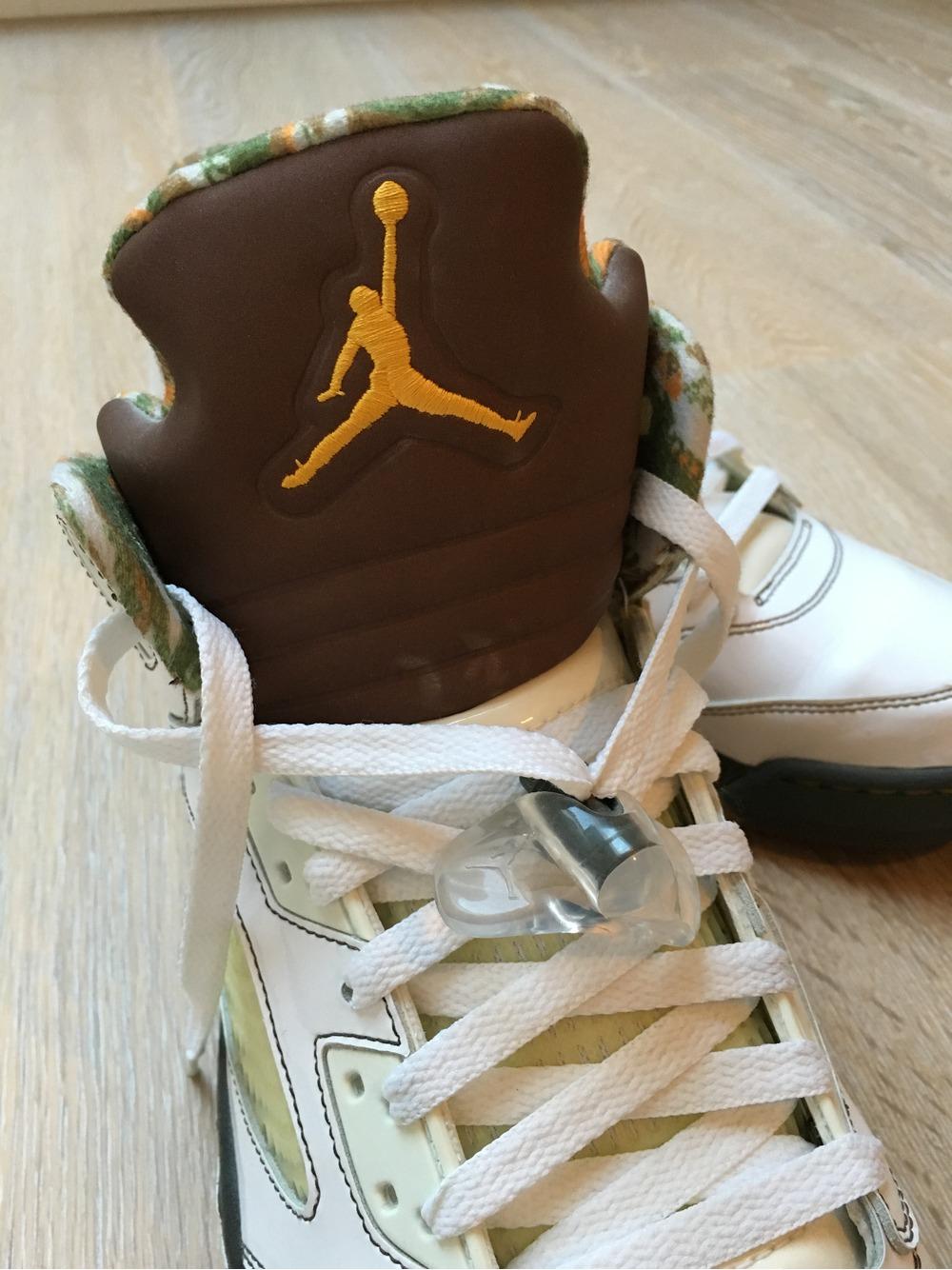 434aa80a8cf2 Air Jordan 5 Del Sol On Feet ← Efervesciencia