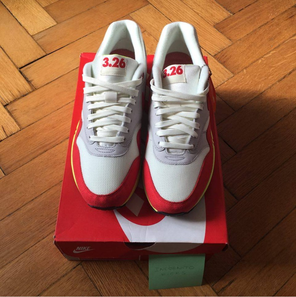 ... Nike Air Max 1 QS Air Max Day 3.26 9US - photo 26 . ...