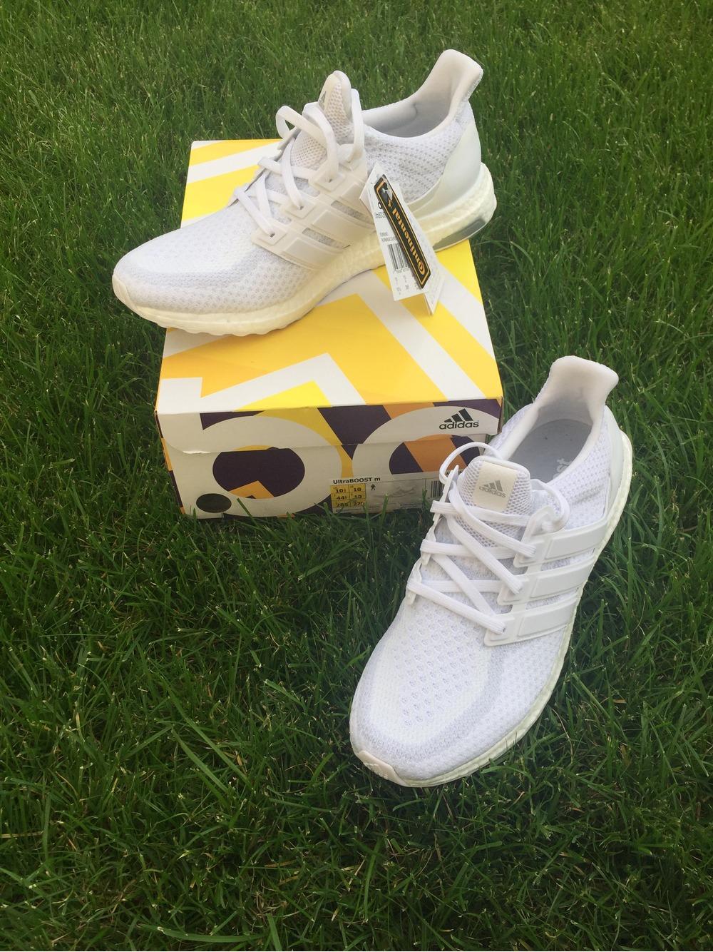 Adidas Ultra Boost White 2.0 44 bd2c4409fcea3