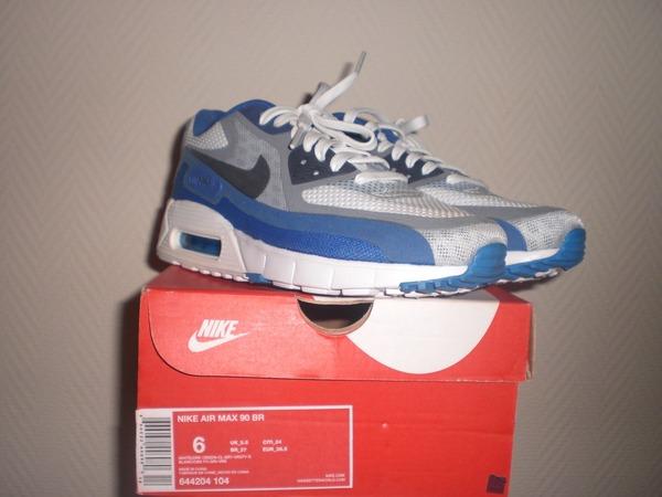 Nike air max 90 BR Blue - photo 1/4