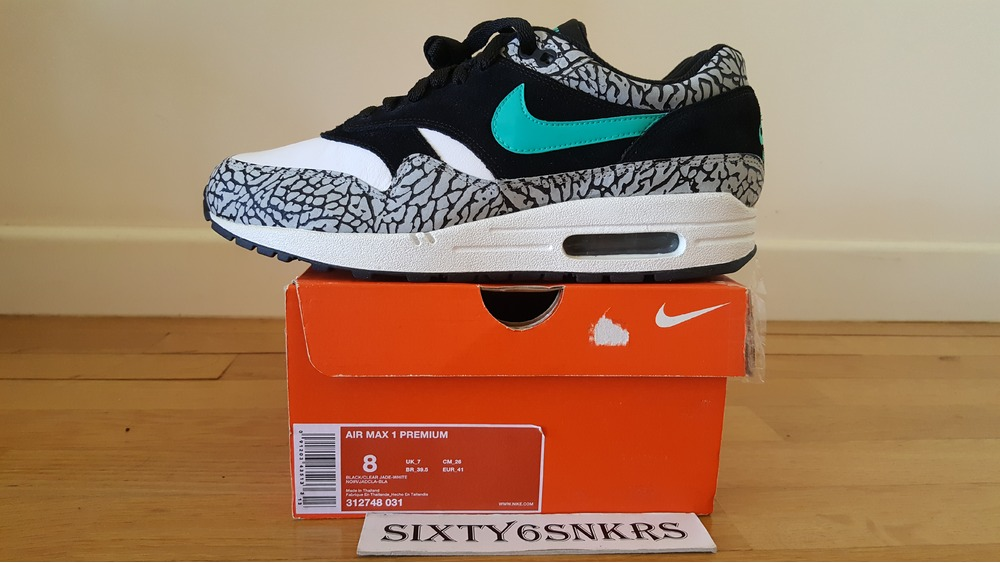 ... official nike air max 1 atmos elephant new deadstock japan flightclub  tags attached photo 3eea5 dfd50 ed0cf0ec4a