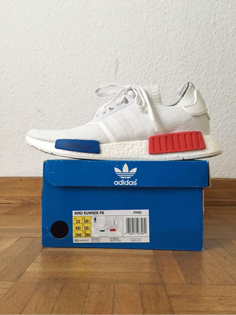 Nmd Adidas Box