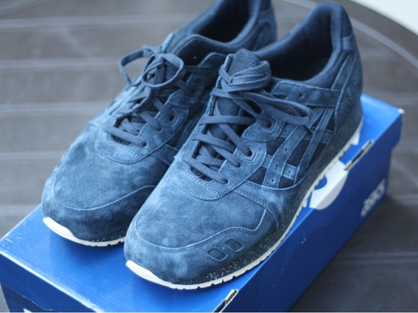 Asics Gel Lyte III x Reigning Champ - photo 1/5