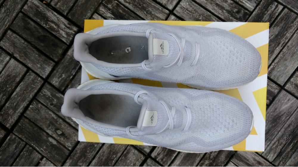 Adidas Ultra Boost White Custom