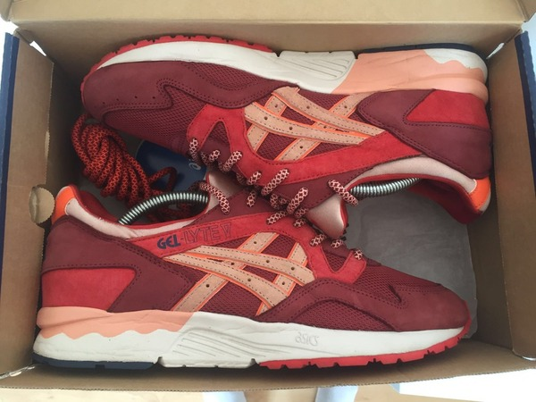 Asics GEL Lyte V Volcano - photo 1/5