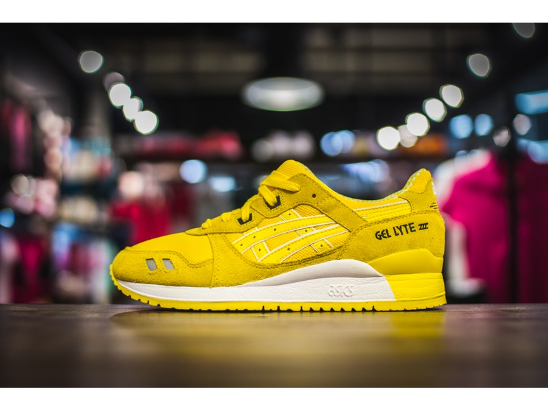 asics gel lyte 3 cmyk yellow