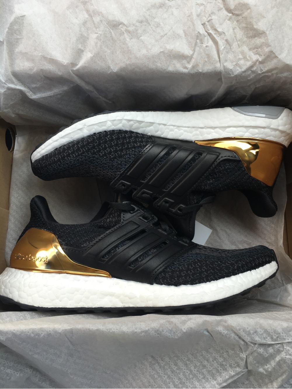 adidas ultra boost mens gold