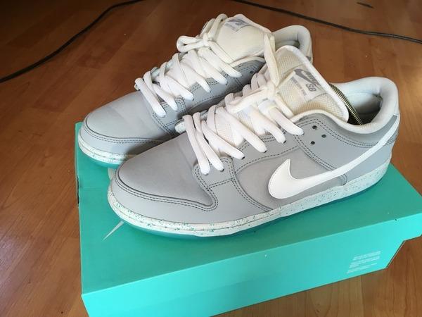 Nike SB Dunk Marty Mcfly - photo 1/5