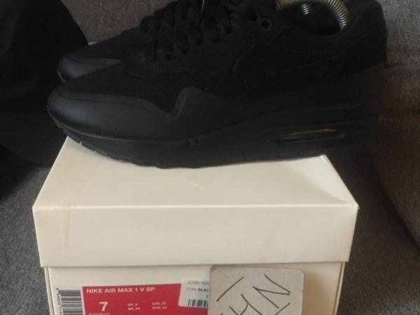 Nike Air Max 1 Patch black 7US - photo 1/1