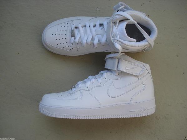 Nike Air Force 1 Mid '07 - photo 1/1