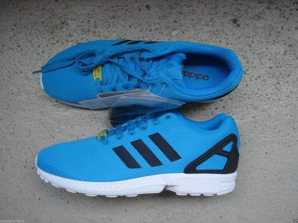 """Adidas Torsion Zx Flux """"Base Pack"""" - photo 1/1"""